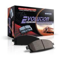 Power Stop 16-1160 Z16 Evolution Front Ceramic Brake Pads