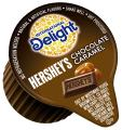 International Delight, Hershey Chocolate Caramel, Single-Serve Coffee Creamers, 288 Count, Shelf Stable Non-Dairy Flavored Coffee Creamer, Great for Home Use, Offices, Parties or Group Events