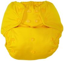 Kanga Care Rumparooz Cloth Diaper Cover Snap - Dandelion, One Size