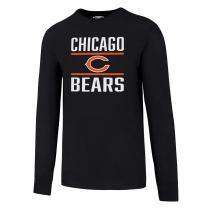 OTS NFL Men's Rival Long Sleeve Tee Shirt