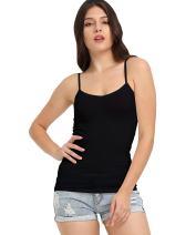 SATINATO Women's Seamless Stretchy Soft Camisole