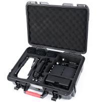 Smatree Mavic Air Carrying Case Compatible for DJI Mavic Air Fly More Combo,Waterproof Travel Hard Case for Mavic Air Drone(Not fit for Mavic pro/Mavic 2)
