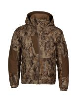 Natural Gear Waterproof Camo Parka for Men and Women, Full-Zip Hunting Parka Jacket with Hood, Women's and Men's Windproof Hunting Jacket
