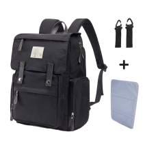 Diaper Bag Backpack Frank Mully Large Multifunction Travel Baby Bag