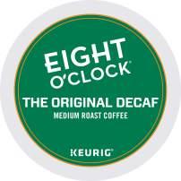 Eight O'Clock Coffee The Original Decaf, Single-Serve Keurig K-Cup Pods, Medium Roast Coffee, 72 Count