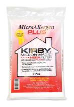 Kirby 205814 Micron Magic HEPA Filter Plus Bags, 2(Package may vary)