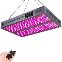 VIPARSPECTRA Timer Control Series Updated TC1200 1200W LED Grow Light - Dimmable Veg/Bloom Channels 12-Band Full Spectrum for Indoor Plants