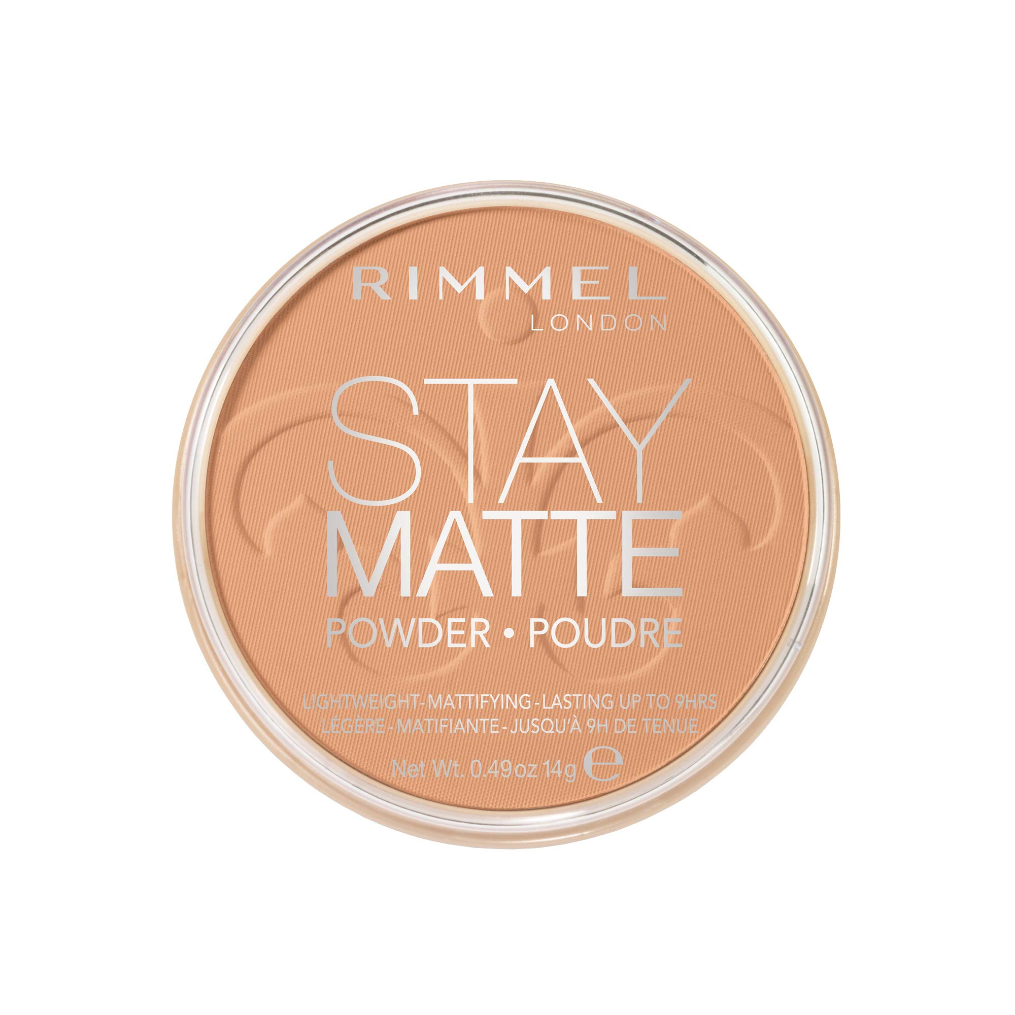 Stay Matte Pressed Powder in 021 Nude, 0.49 Ounce (Pack of 1)