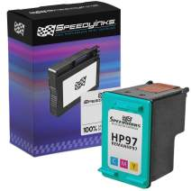 Speedy Inks Remanufactured Ink Cartridge Replacement for HP 97 (Tri-Color)