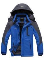 CIOR Men's Mountain Waterproof Ski Jacket Windproof Rain Jacket …