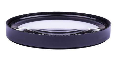 Digital Macro +10 Achromatic HD Close-Up Screw Mount Lens (2 Element) (58mm)