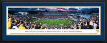 West Virginia Mountaineers Football - 50 Yard Line - Blakeway Panoramas Print