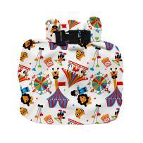 Bambino Mio, wet diaper bag, circus time