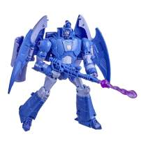 Transformers Toys Studio Series 86 Voyager Class The Transformers: The Movie 1986 Scourge Action Figure - Ages 8 and Up, 6.5-inch
