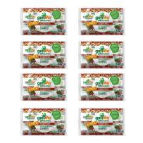 gimMe Organic Roasted Seaweed - Teriyaki - 48 Count - Keto, Vegan, Gluten Free - Great Source of Iodine and Omega 3's - Healthy On-The-Go Snack for Kids & Adults