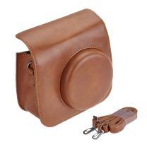 Yoption Camera Case Bag Compatible for Fujifilm Instax Mini 9/ Mini 8+/ Mini 8 Instant Film Camera with Shoulder Strap