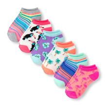 The Children's Place Baby Boys' Ankle Socks (Pack of 6)