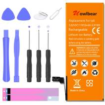 Uowlbear Replacement iPhone 6 Battery for iPhone 6 A1586 A1589 A1549 with Tools Kit -1810mAh 3 Year Warranty