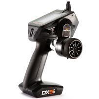 Spektrum DX5 Pro 5-Channel 2.4GHz DSMR Pistol Grip RC Tx/Rx Radio System with SR2100 Receiver   Steering Adapters   4 x AA Batteries