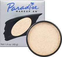 Mehron Makeup Paradise Makeup AQ Face & Body Paint (1.4 oz) (Brillant Gold Dore)