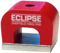 "Eclipse Magnetics M17008SKM Alnico Bridge Magnet, 1-1/8"" Length x 1-3/4"" Width x 1-1/8"" Thickness"
