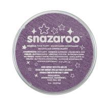 Snazaroo Face and Body Paint, 18ml, Sparkle Lilac, 6 Fl Oz