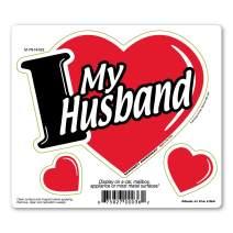 I Love My Husband 3-in-1 Magnet