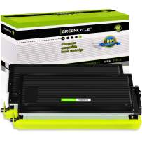 GREENCYCLE TN-460 Laserjet Toner Cartridge Replacement Compatible for Brother TN460 Intellifax 4100e 4750e HL-1240 MFC-1260 Printer Pack of 2