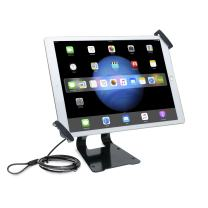 """Tablet Stand, CTA Digital Adjustable Anti-Theft Security Grip & POS Stand for 9.7-13"""" Tablets/iPad 10.2-inch (7th Ge.)/12.9-inch iPad Pro/11-inch iPad Pro/iPad Pro 9.7/iPad Gen 6/iPad Air 3 & More"""