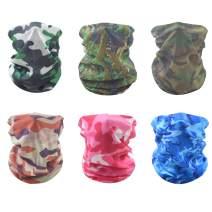 EAmber Headwear,Bandana,Scarf, Neck Gaiter, Balaclava,Sweatband for Running