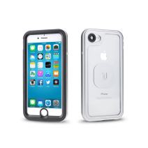 HITCASE 43235-84591 iPhone 7/8 Waterproof, Rugged, Durable, Drop Proof Shied Link Series iPhone 7/8 Protective Phone Case, Silver, 76.9x148.2x11.mm