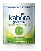 Kabrita Goat Milk Formula, Powder, Non GMO, Natural and Gentle 14oz (3-pack)