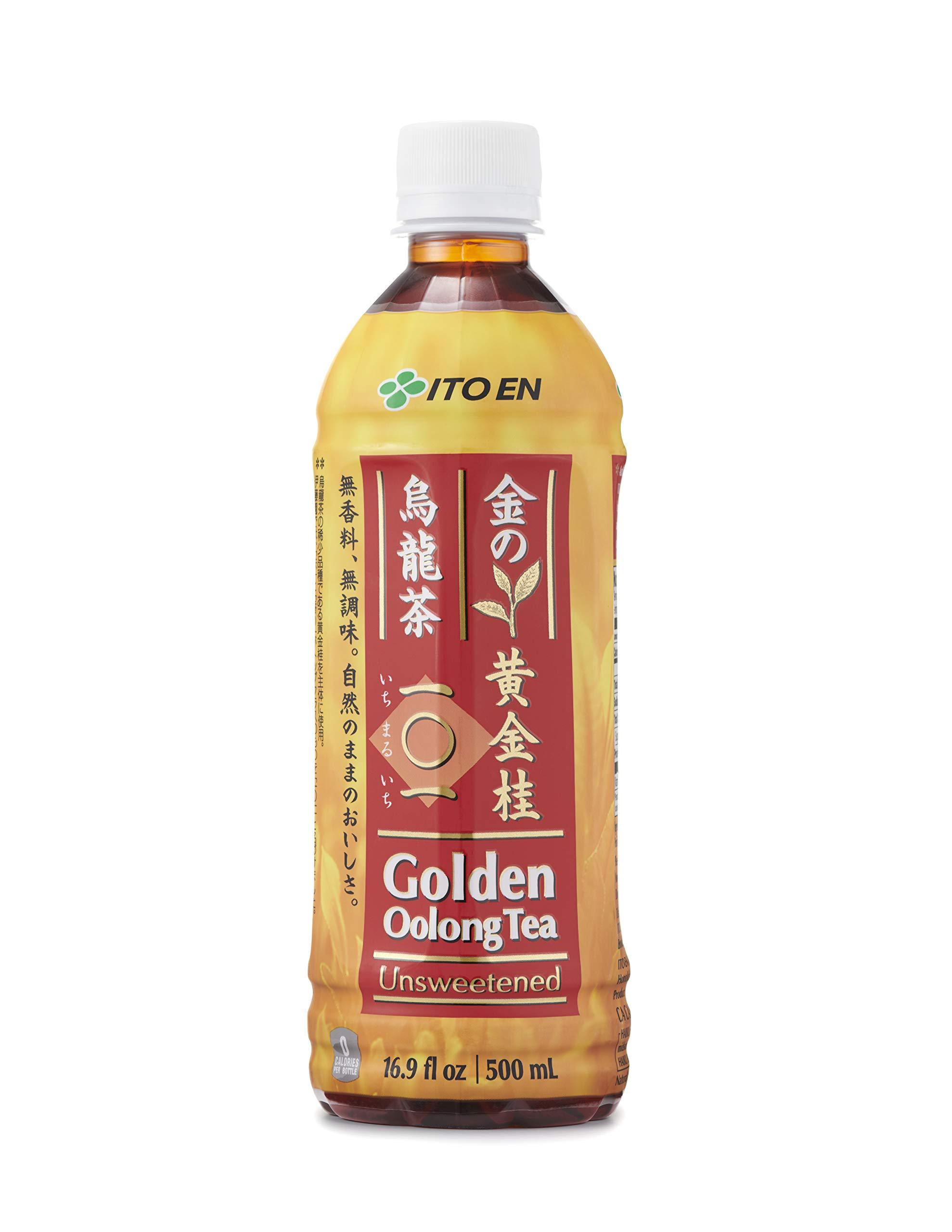 Ito En Tea Golden Oolong Tea, 16.9 Ounce (Pack of 12)