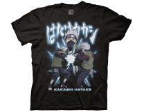 Ripple Junction Naruto Shippuden Kakashi Collage Adult T-Shirt