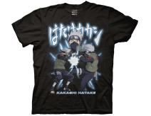 Ripple Junction Naruto Shippuden Kakashi Collage Adult T-Shirt