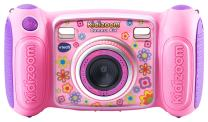 VTech KidiZoom Camera Pix, Pink (Frustration Free Packaging), Great Gift For Kids, Toddlers, Toy for Boys and Girls, Ages 3, 4, 5, 6, 7, 8