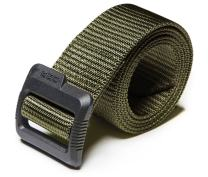 CQR 1 or 2 Pack Tactical Belt, Heavy Duty Belt, Military Style Nylon Webbing EDC Quick-Release Buckle