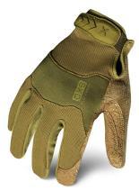 Ironclad EXOT-GODG-03-M Tactical Operator Grip Glove, OD Green, Medium