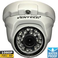 VENTECH (4-in-1) 1080p Super HD Metal Camera for Outdoor/Indoor (Hybrid 4-in-1 CVI/TVI/AHD/960H Analog CVBS)