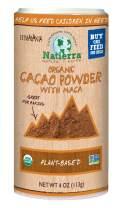 NATIERRA HimalaniaOrganic Cacao Powder with Maca Shaker | Non-GMO & Vegan  | 4 Ounce