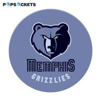PopSockets: Collapsible Grip & Stand for Phones and Tablets - NBA Memphis Grizzlies
