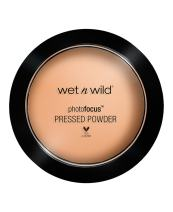 wet n wild Photo Focus Pressed Powder (Packaging may vary), Warm Beige