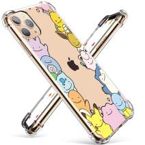 "Coralogo for iPhone 11 Pro Max TPU Case,3D Animal Cute Cartoon Funny Design Character Protective Stylish Kawaii Fashion Fun Unique Cover Skin Teens Kids Girls Cases for iPhone 11 Pro Max 6.5"" (Elf"