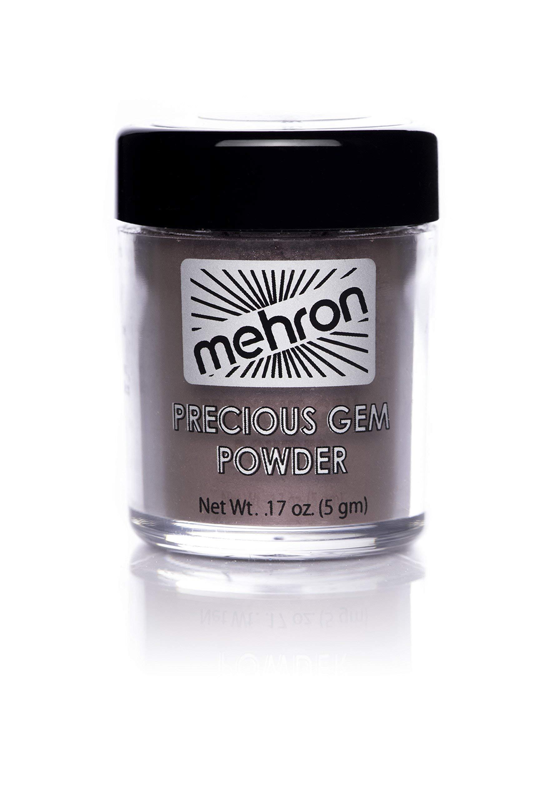 Mehron Makeup Precious Gem Powder (.17oz) (Amethyst)