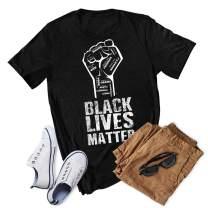 Inspiring Leaders Black Lives Matter African Men Women T-Shirt Shirt Hoodie