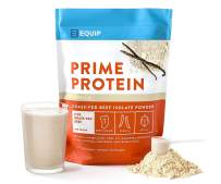 Beef Paleo Protein Powder: Keto Collagen Low Carb Ketogenic Diet Supplement Vital for Caveman & Carnivore Nutrition of Ancient Source. Best as Gelatin Muscle Meat Proteins Drink (Vanilla)
