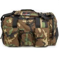 """King Kong Giant Kong Original Nylon Gym Bag - Large Heavy Duty and Water-Resistant Duffle Bag - Military Spec Nylon- Heavy Duty Steel Buckles - 22"""" x 13.5"""" x 13"""""""
