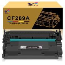 ONLYU Compatible Toner Cartridge Replacement for HP 89A CF289A for HP Laserjet Enterprise M507n M507dn M507X MFP M528c M528z M528dn M528f Printer (Black, 1-Pack)
