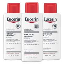Eucerin Original Healing Lotion - Fragrance Free, Rich Lotion for Extremely Dry Skin - 8.4 fl. oz. Bottle (Pack of 3)