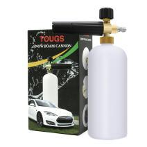 "Foam Cannon, Wash Pressure Washer Jet Wash, TOUGS 1/4"" Quick Release Adjustable Car Snow Foam Lance Foam Blaster"